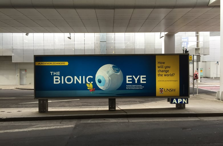 bionic eye_airport